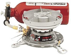 Coleman Apex II Dual Fuel Stove